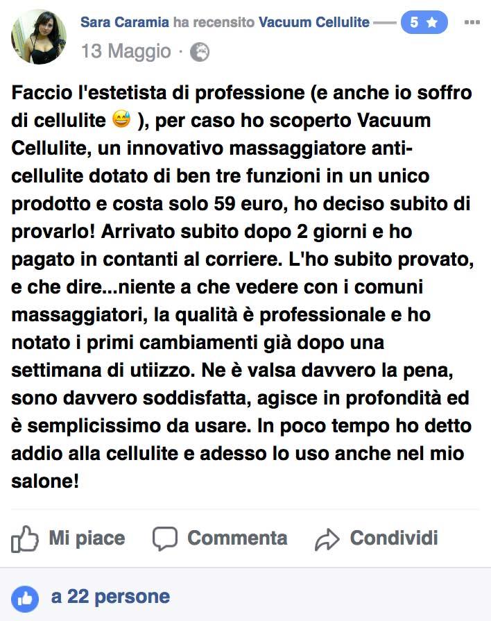 cellulite massaggiatore anticellulite vacuum cellulite recensione facebook 0