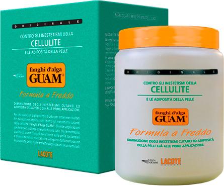 cellulite rimedi fanghi di alga guam