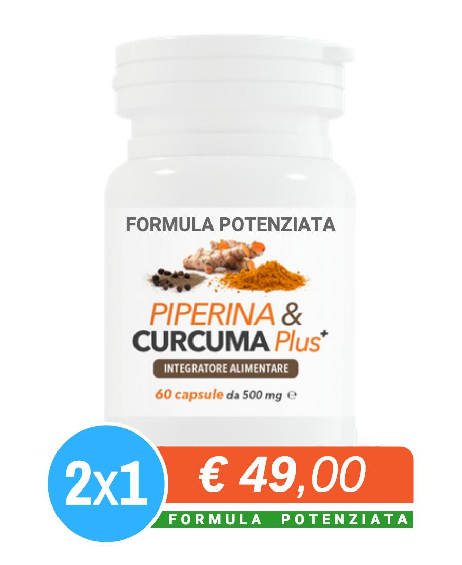 curcumina piperina curcuma plus